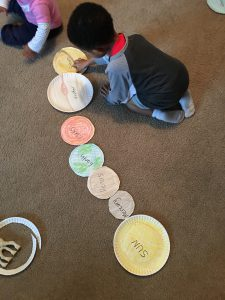 Toddler Learning Activities