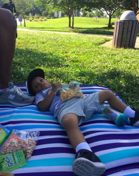 playground picnic