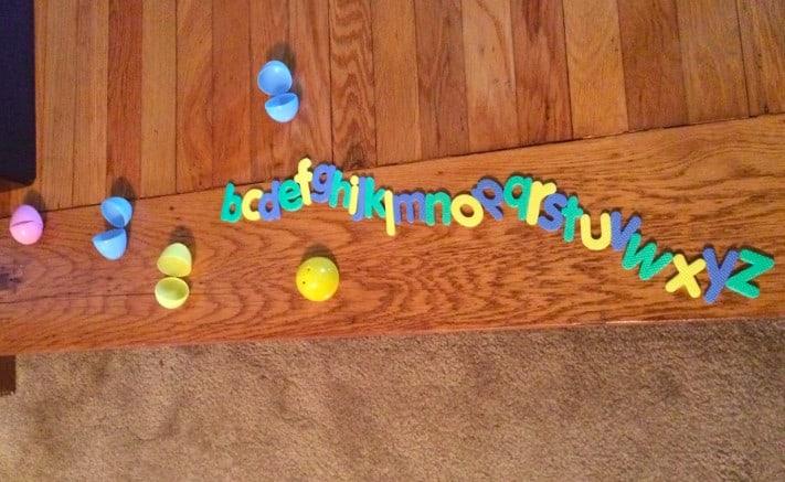 egg activity