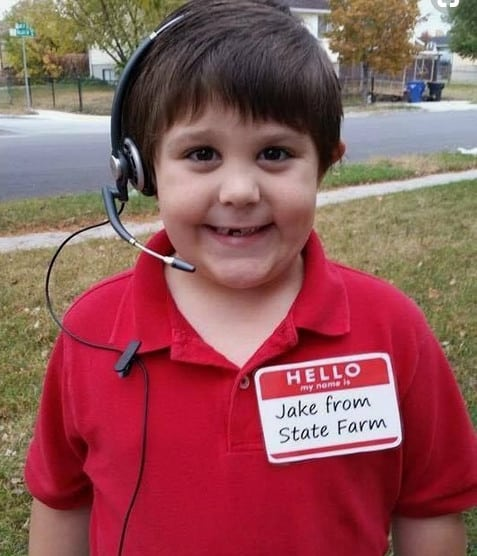 state farm halloween costume