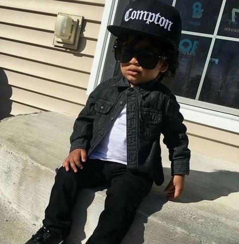 straight outta compton halloween costume