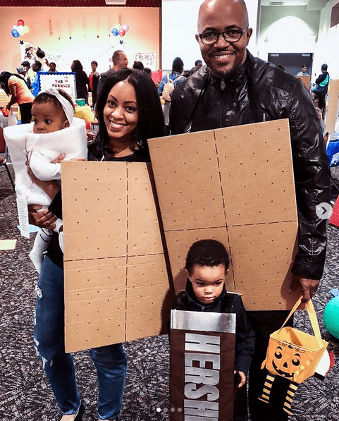 family halloween costumes with kids and toddlers