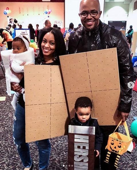 halloween family costume