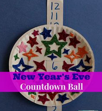 New Years Toddler Activities