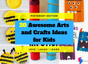 awesome arts and crafts ideas for kids