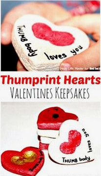 Valentines Keepsake