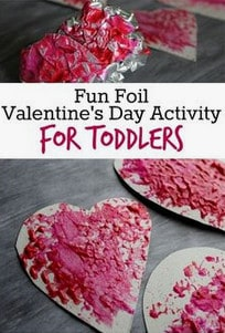 fun Vday hearts for toddlers