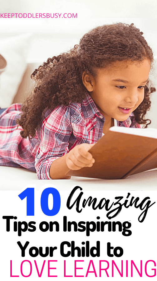 Are you looking to encourage curiosity and a passion for learning for your child? These toddler learning activities can make a huge difference for years to come