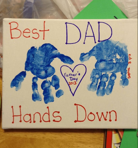 fathers day arts and crafts