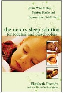 No-Cry Sleep Solution