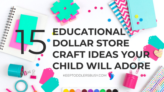 dollar store craft ideas