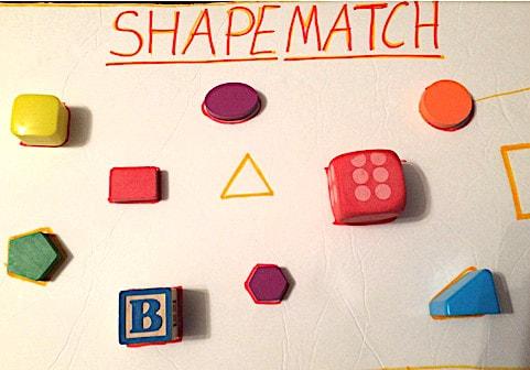 shape match