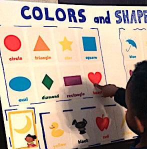 learning board