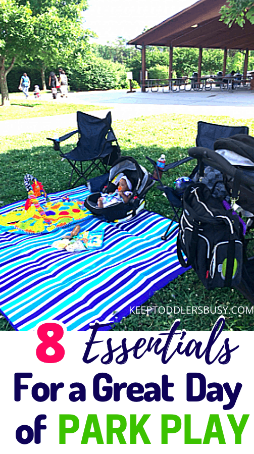 Entertain Your Child For Hours Without Feeling Like You Are Worn Out! Learn More With 8 Steps on How to Make a Full Day Out of Park Play.