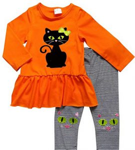 Halloween Cat Outfit