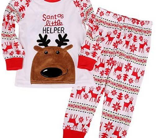 Santas Helper Pajamas