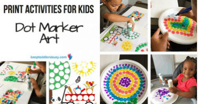 print activties for kids