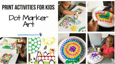 print activties for kids