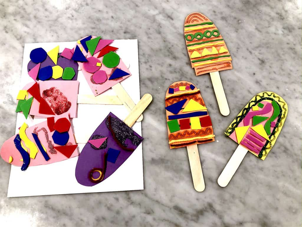 These Popsicle Stick Crafts For Kids Are An Amazing Compilation Of Some of Our Favorite Easy Popsicle Crafts. They Are Great Crafts For Toddlers, Preschoolers, And Beyond