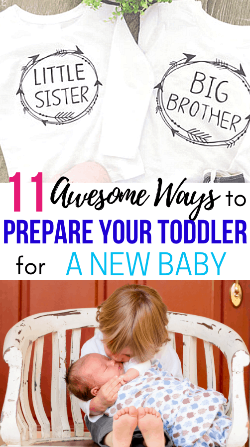 Getting Nervous About Adding a New Addition To The Family With A Toddler At Home. Don't Be!Check Out These Amazing Tips on Preparing Your Toddler For A New Baby