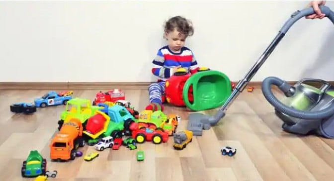 cleaning toys for toddlers Kid's Learning Activities