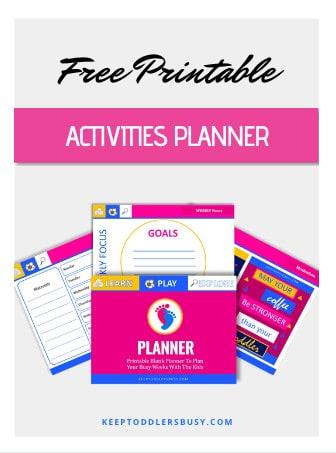 free activities planner