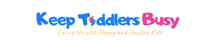 Keep Toddlers Busy