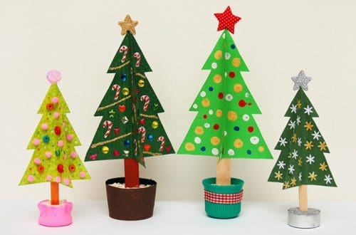 Holiday Craft Ideas Kids