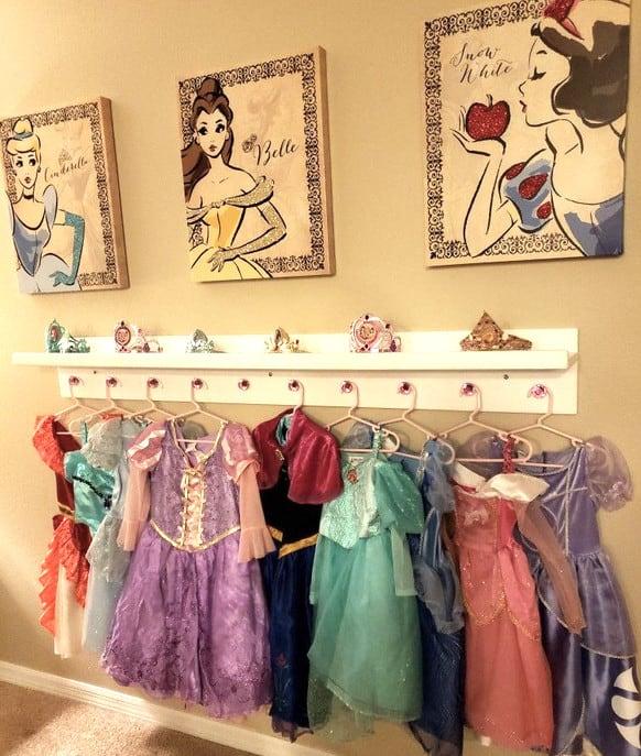 princess costumes pretend