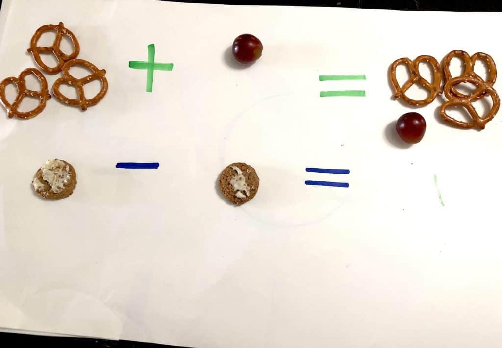 maths games preschool