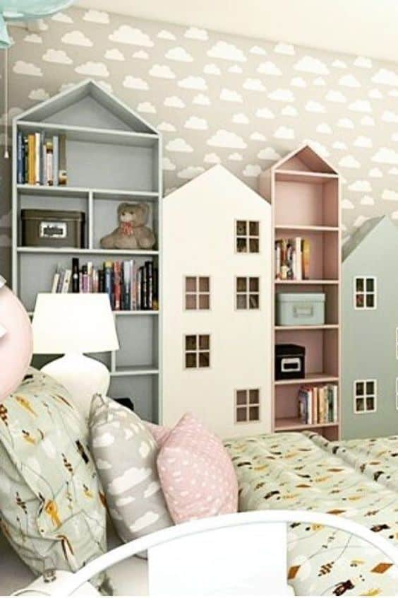Mommy experts share Kid's Bedroom Storage Ideas That Are A Must See! Clever Storage and Beautiful Designs Create the Perfect Bedroom For Boys and Girls