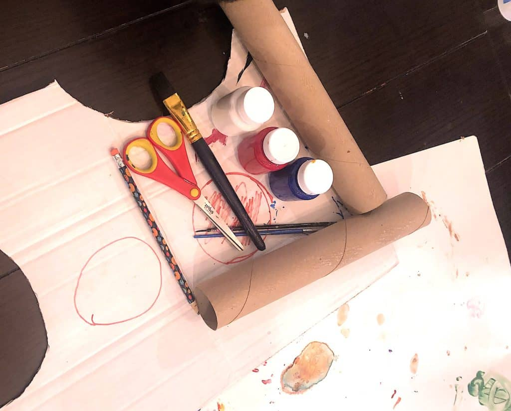 This super cool space crafts for kids is so fun! Solar system crafts, rocket crafts, galaxy crafts, you name it, nothing will beat this rocket activity!  It can be included as space crafts for toddlers, space crafts for preschoolers, and space crafts for kids pf older ages.