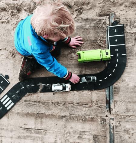 flexible-road-for-kids-backyard-ideas