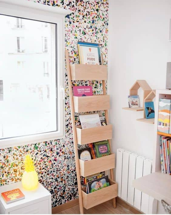 Mommy Experts Share 50 Bedroom Ideas with StorageThat Will Turn Your Child's Messy Play Space Into An Organized and Safe Play Haven For Kids. Great For Small Bedrooms Too.