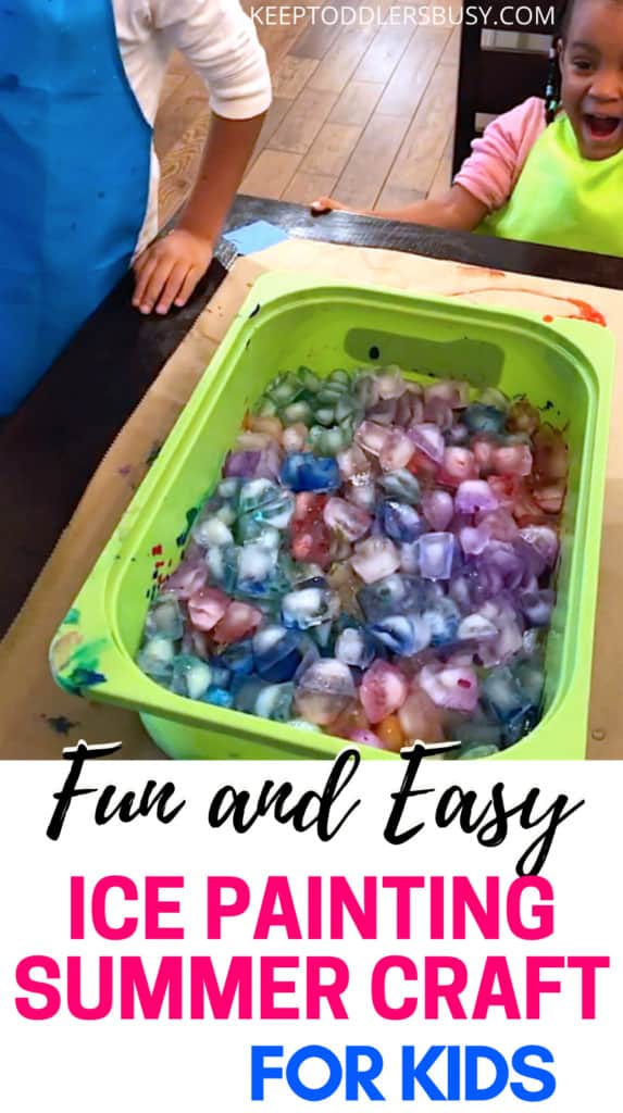 Check Out These Awesome List Of Summer Crafts and Activities For Kids From The Top Activity Mom Bloggers! Check Out The Fun And Get Some Great Ideas For Kids Summer Activities
