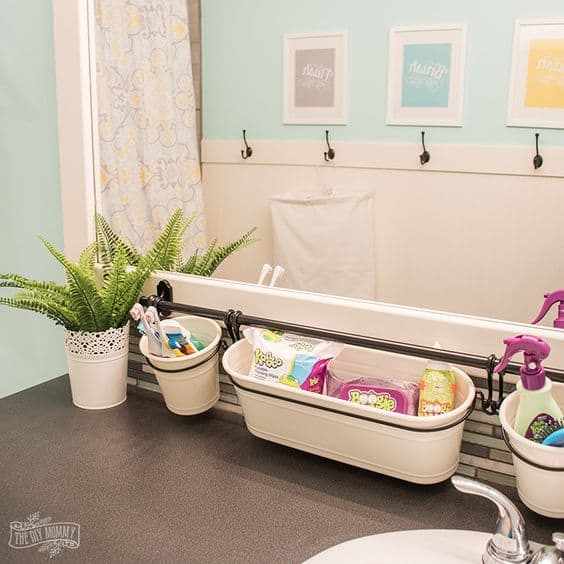 50 Clever Kid S Bathroom Ideas To Organize The Chaos