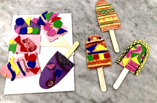 Popsicle Stick Crafts For Kid