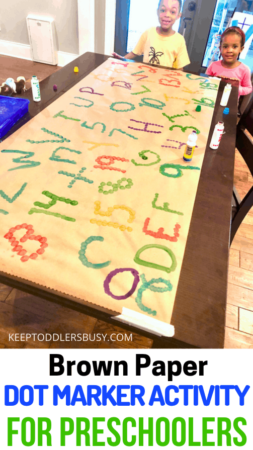 If you are looking for learning activities for preschoolers, then look no further! These learning activities are super fun, creative, and engaging for your kids