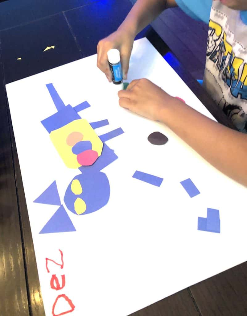 Looking For Easy Preschool Shape Activities? Well This Shape Activity for Preschoolers, Toddlers, and Kindergartners Will Be A Hit! Help Your Child Learn Shapes With This Awesome Learning Activity!