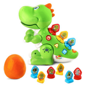 VTech Mix and Match-a-Saurus, Dinosaur Learning Toy