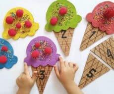 icecream counting