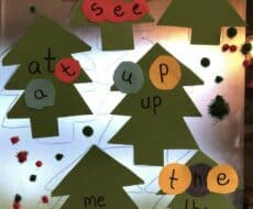 Kindergarten easy Sight Word Activities 2