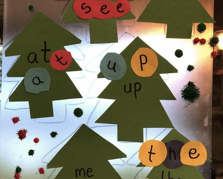 Kindergarten easy Sight Word Activities 2