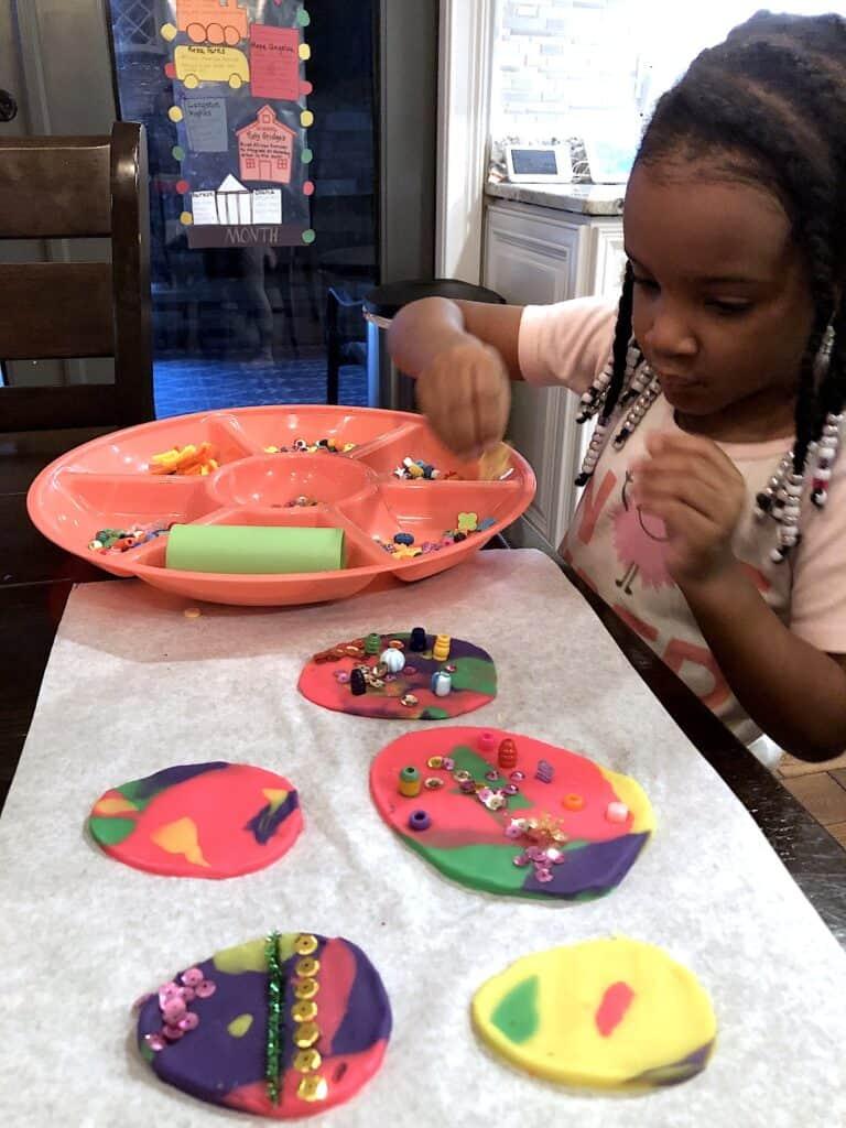 easter crafts and activities for preschoolers