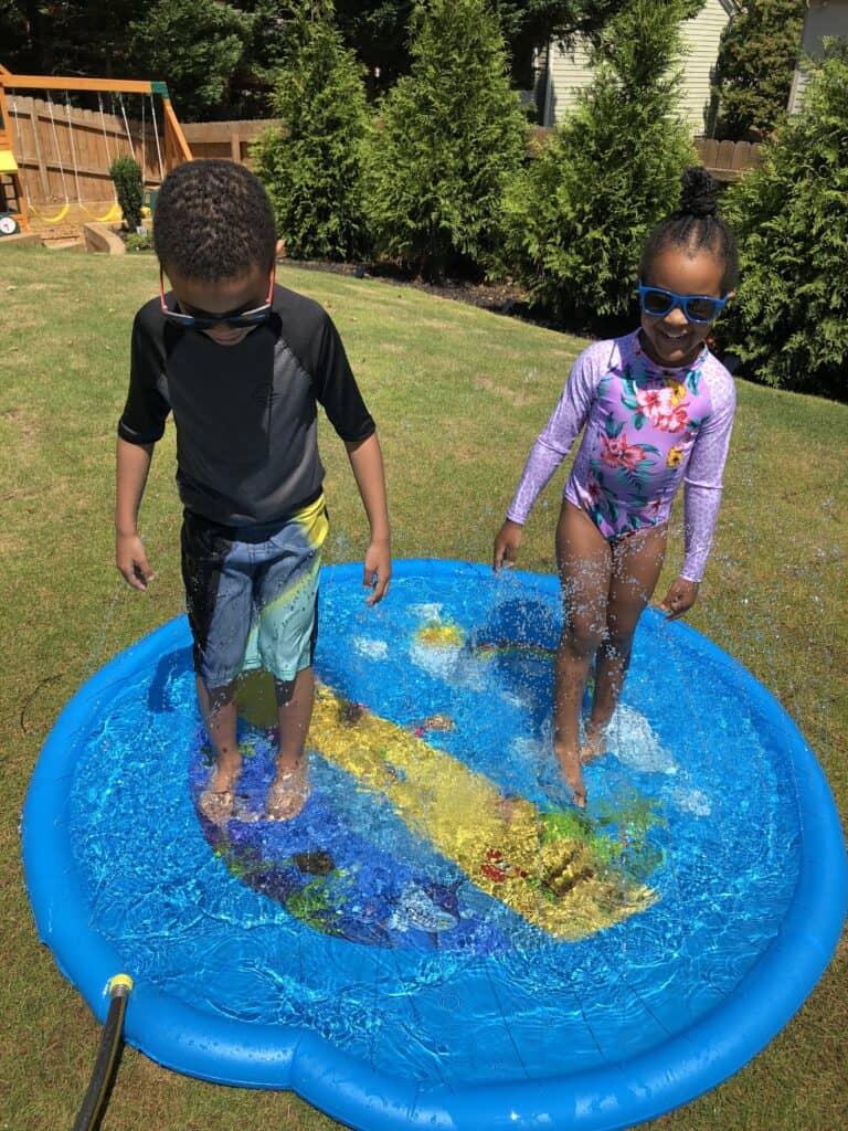 Fun Splash Pads