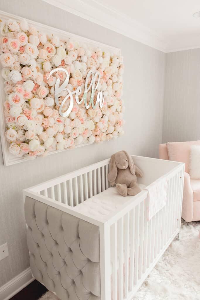 3d flower Nursery