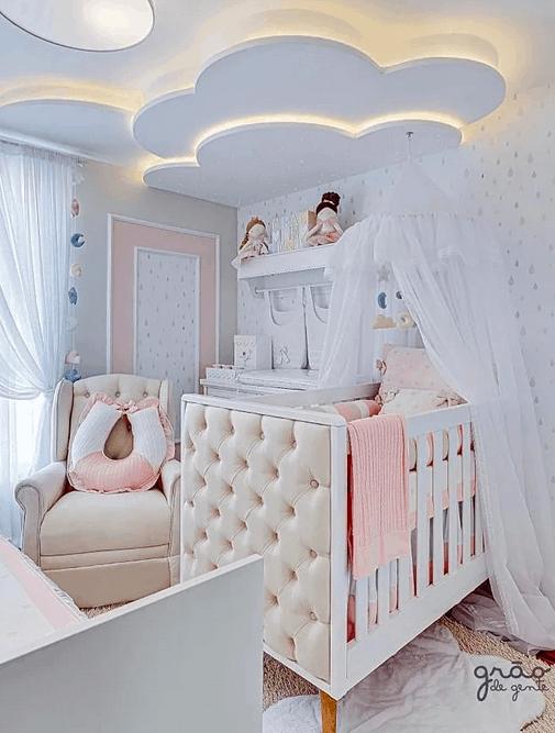 pink cloud nursery
