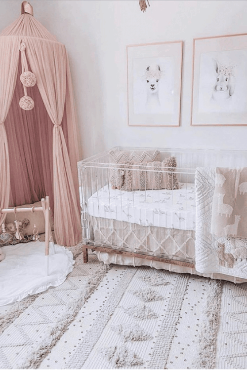 baby-girl-room-idea and design