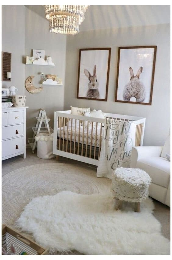 bunny nursery