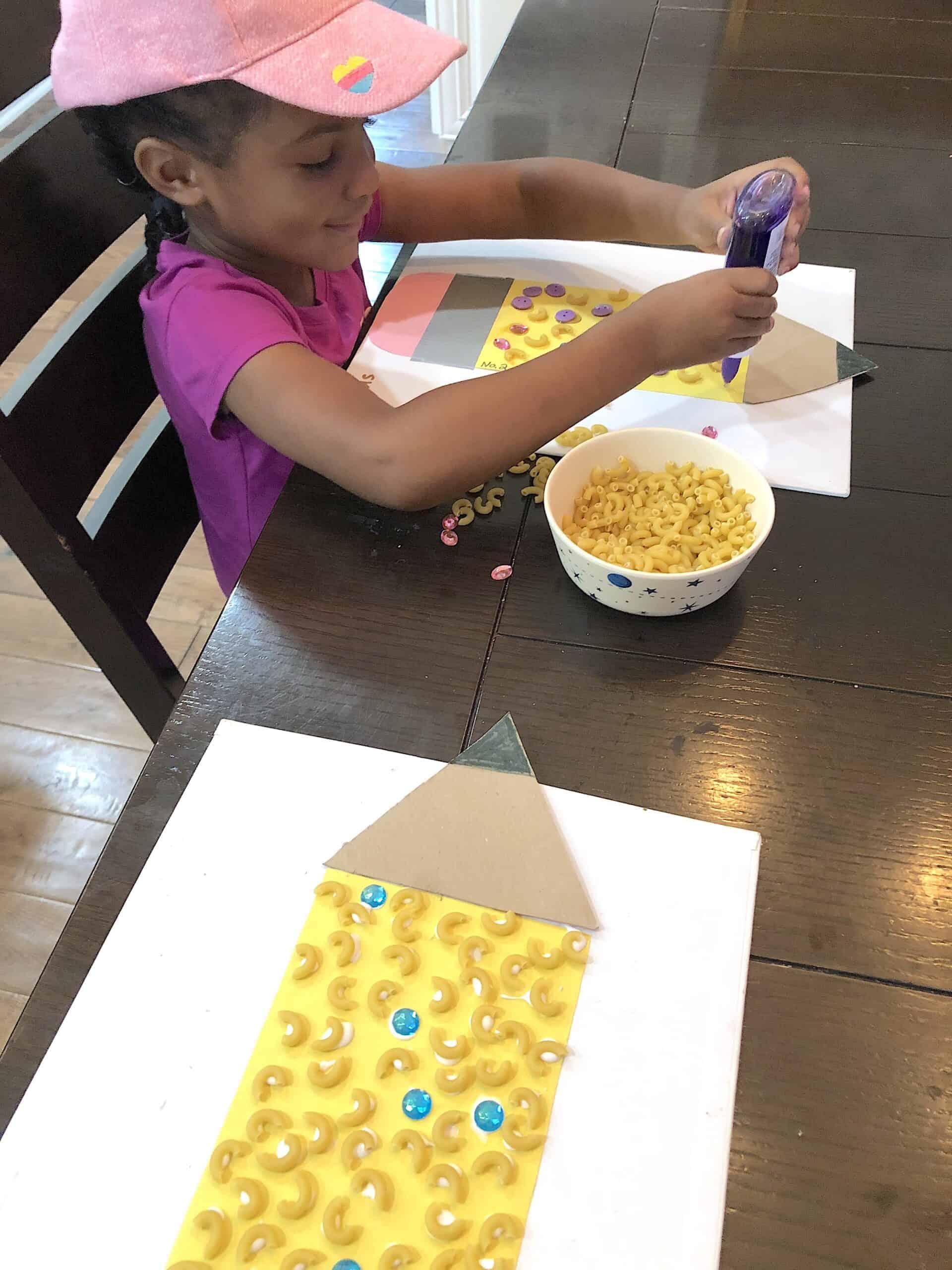 skyla Back To School Craft